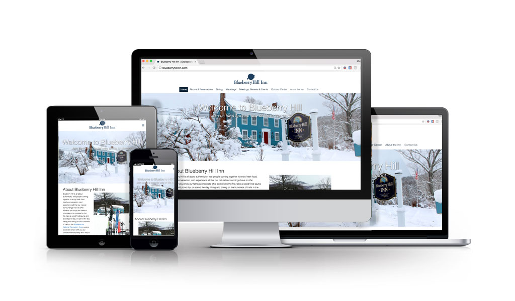 Blueberry Hill Inn Website